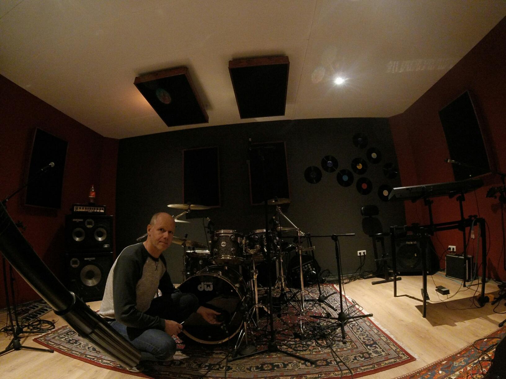 Recording en Mixing